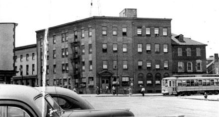 History:      Admiral Fell Inn  in Baltimore