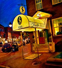 Event Calendar:      Admiral Fell Inn  in Baltimore