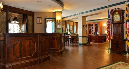 Admiral Fell Inn  in Baltimore