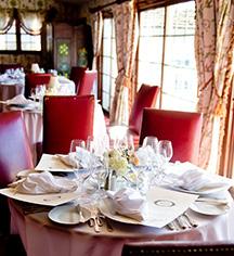 Dining at      Antrim 1844  in Taneytown