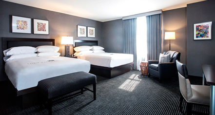 Accommodations:      Lord Baltimore Hotel  in Baltimore
