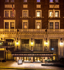 Lord Baltimore Hotel Baltimore Md Historic Hotels Of