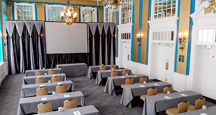 Meetings at      Lord Baltimore Hotel  in Baltimore