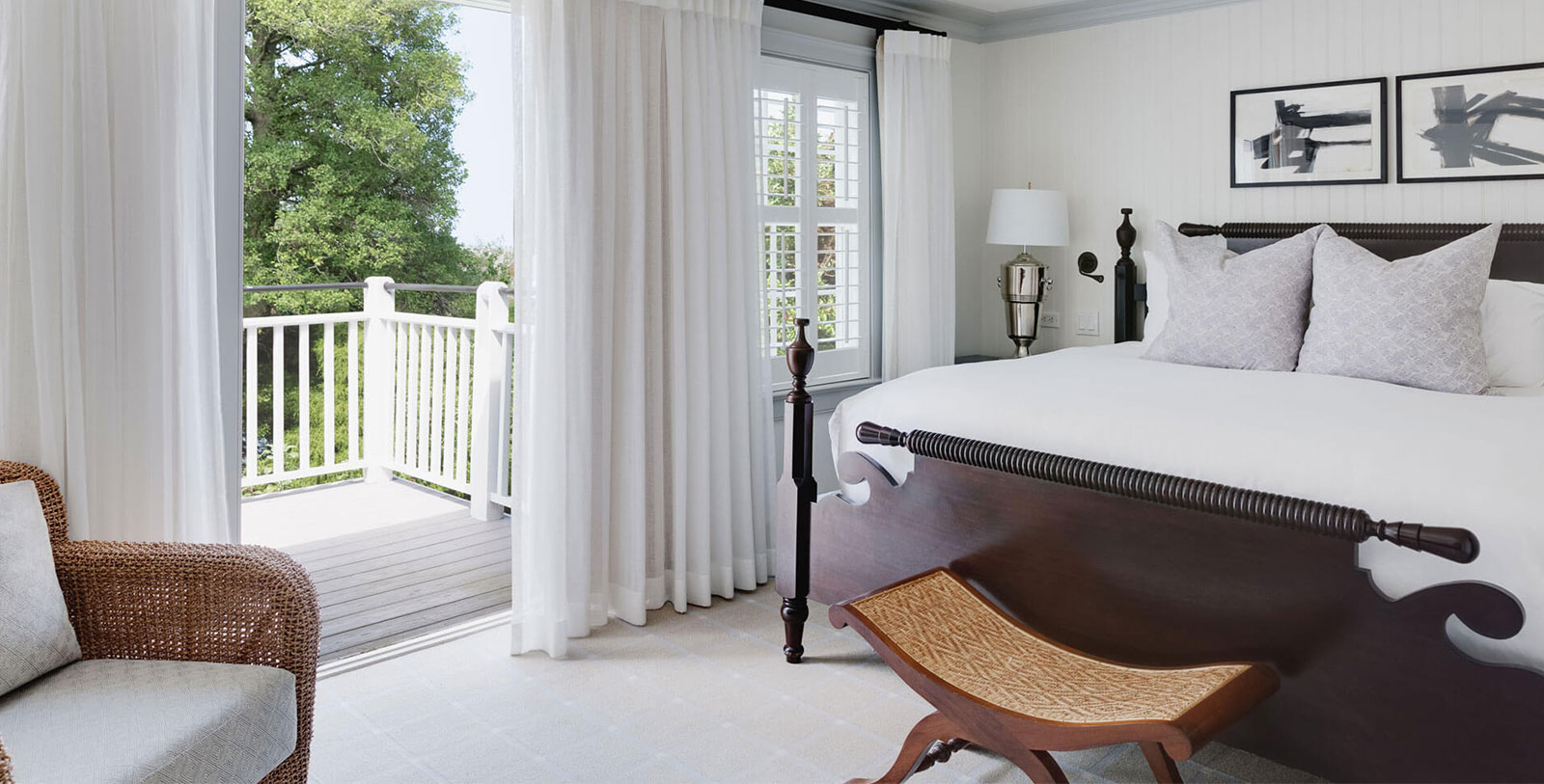 Image of Guestroom Interior, Inn at Perry Cabin in St. Michaels, Maryland, 1816, Member of Historic Hotels of America, Accommodations