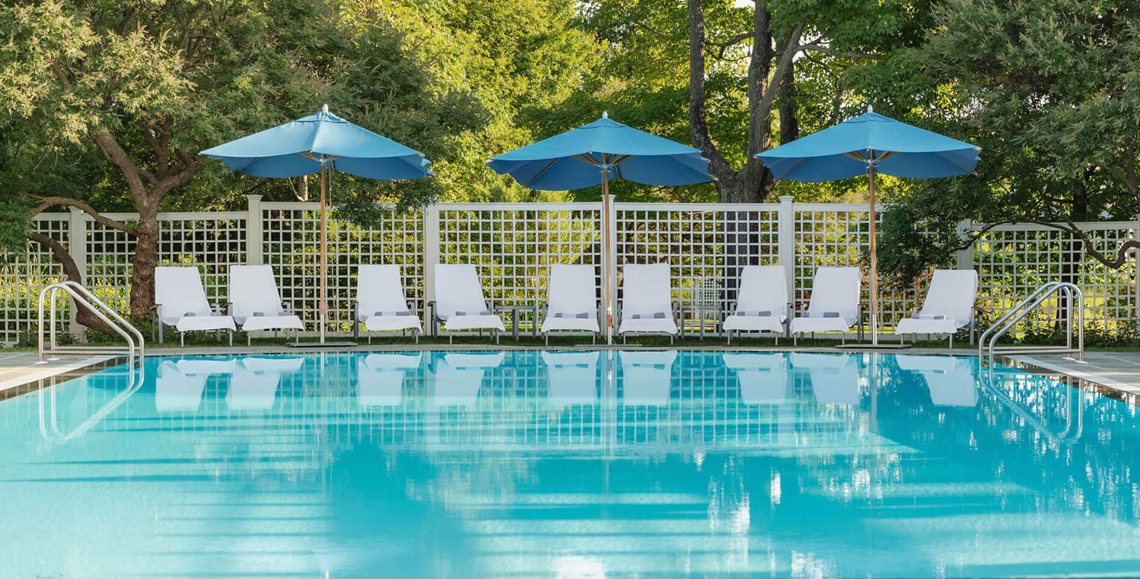 Image of Pool, Inn at Perry Cabin in St. Michaels, Maryland, 1816, Member of Historic Hotels of America, Spa