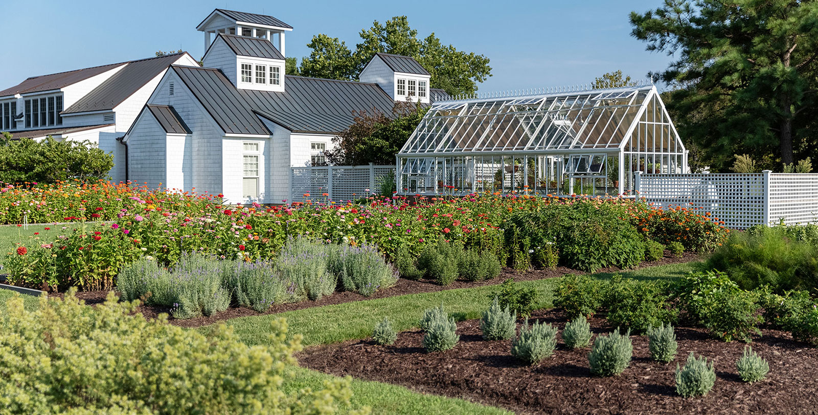 Image of Greenhouse, Inn at Perry Cabin in St. Michaels, Maryland, 1816, Member of Historic Hotels of America, Explore