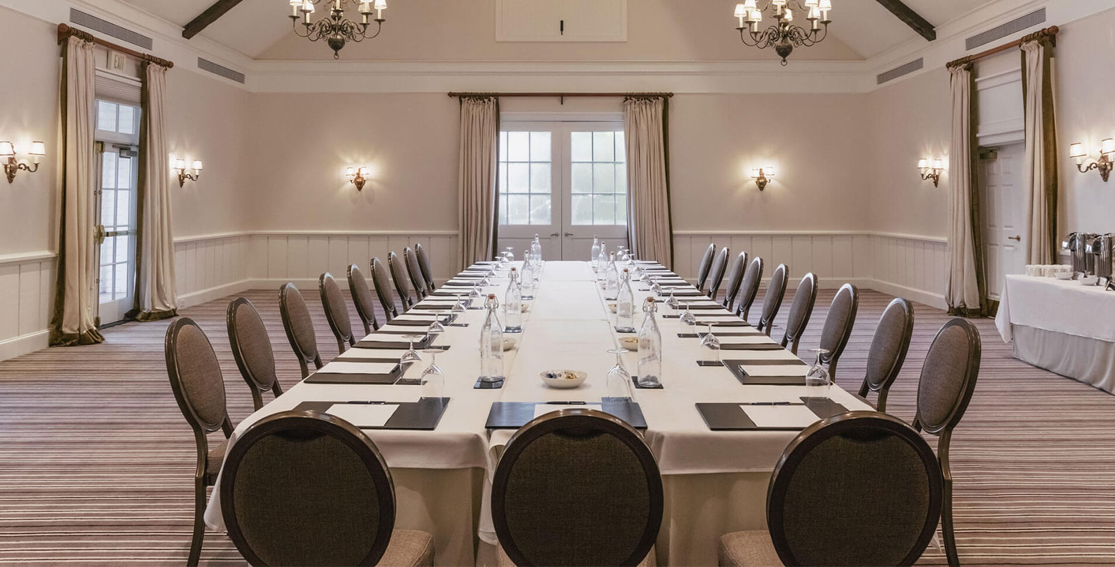 Image of Meeting Room, Inn at Perry Cabin in St. Michaels, Maryland, 1816, Member of Historic Hotels of America, Request For Proposal