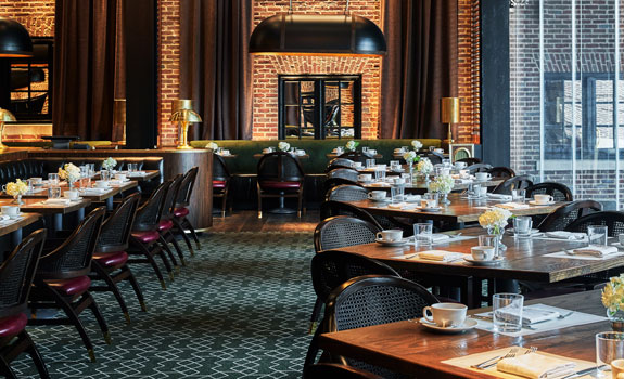 Sagamore Pendry Baltimore  - Dining