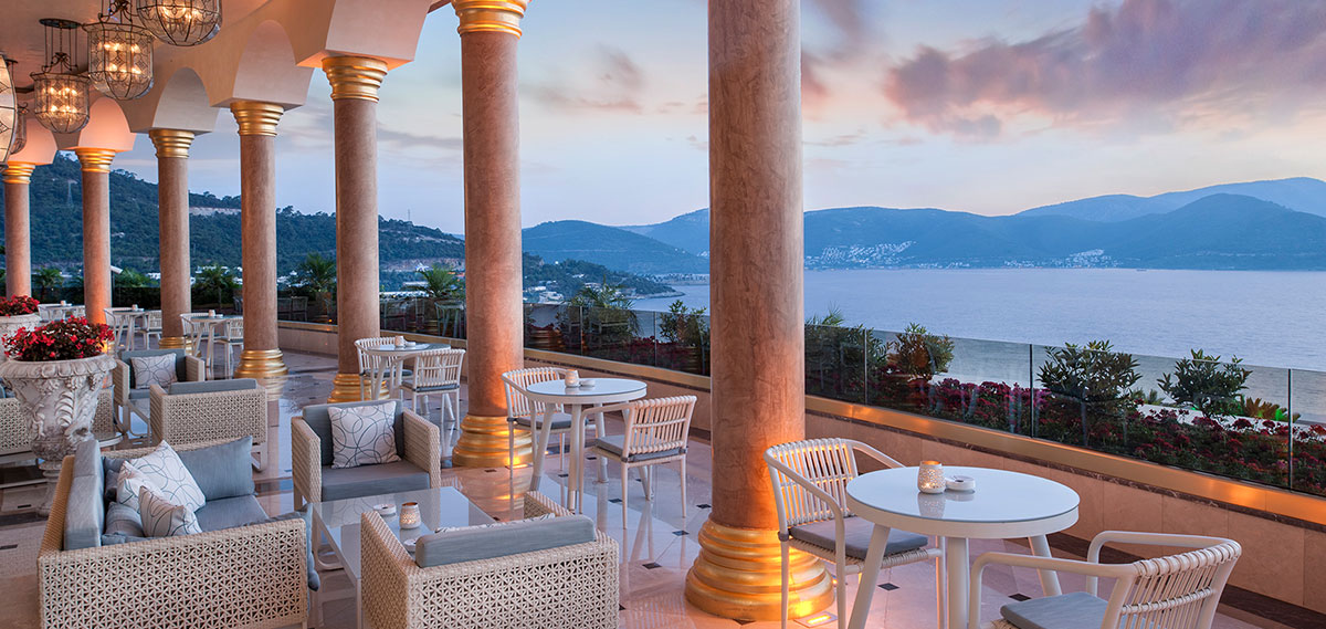 Dining:      THE BODRUM by Paramount Hotels & Resorts  in Bodrum