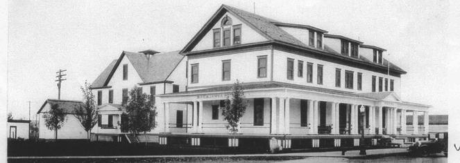 History:      Sacajawea Hotel  in Three Forks