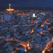Book a stay with Kenzi Tower Hotel in Casablanca