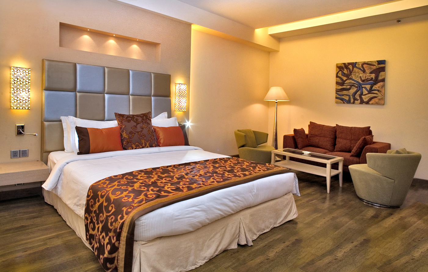 Accommodations:      The Sonnet Kolkata  in Kolkata