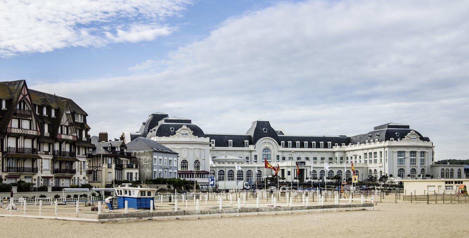 Image of hotel exterior Cures Marines Trouville Hôtel Thalasso & Spa-MGallery by Sofitel, 1912, Member of Historic Hotels Worldwide, Trouville-sur-Mer, Discover