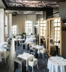 Dining at      Cures Marines Trouville Hôtel Thalasso & Spa-MGallery by Sofitel  in Trouville-sur-Mer