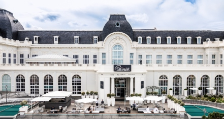 Cures Marines Trouville Hôtel Thalasso & Spa-MGallery by Sofitel  in Trouville-sur-Mer