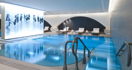 Spa:      Cures Marines Trouville Hôtel Thalasso & Spa-MGallery by Sofitel  in Trouville-sur-Mer