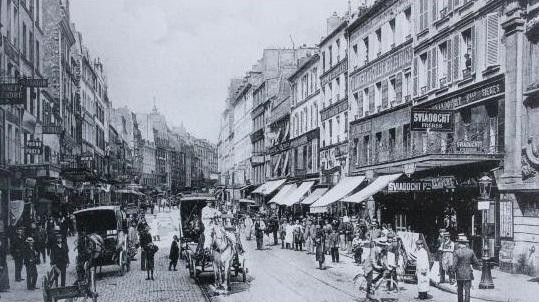 Historic Exterior Image of Hotel, Hôtel Paris Bastille Boutet - MGallery by Sofitel, France, History