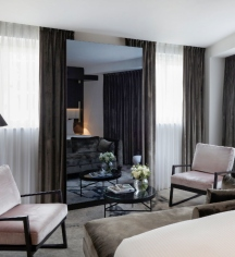 Accommodations:      Hôtel Paris Bastille Boutet - MGallery by Sofitel  in Paris