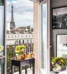 Accommodations:      Sofitel Paris Baltimore Tour Eiffel  in Paris