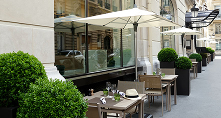 Activities:      Sofitel Paris Arc de Triomphe  in Paris