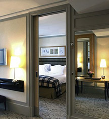 Accommodations:      Hotel Scribe Paris Opera By Sofitel  in Paris