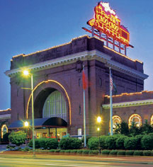 The Chattanooga Choo In