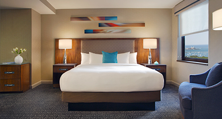 Accommodations:      Hilton Chicago  in Chicago
