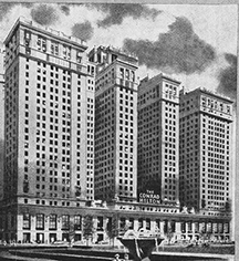 History:      Hilton Chicago  in Chicago