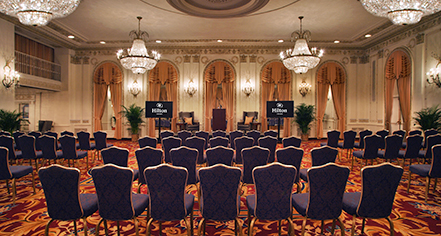 Venues & Services:      Hilton Chicago  in Chicago