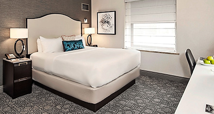 Accommodations:      InterContinental Chicago Magnificent Mile  in Chicago