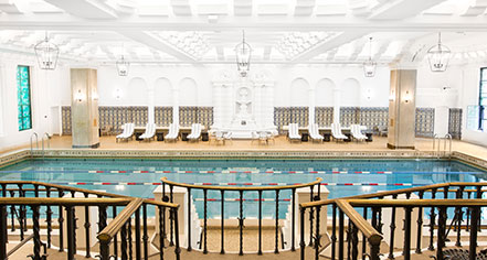 Activities:      InterContinental Chicago Magnificent Mile  in Chicago