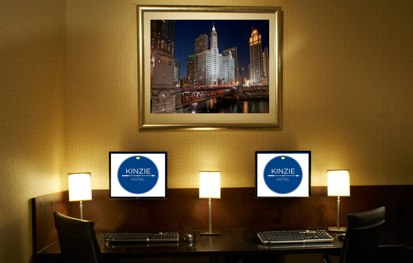Customer Reviews:      Kinzie Hotel, Chicago  in Chicago