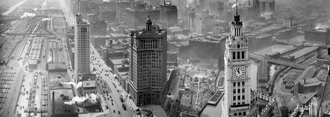 History:      LondonHouse Chicago  in Chicago
