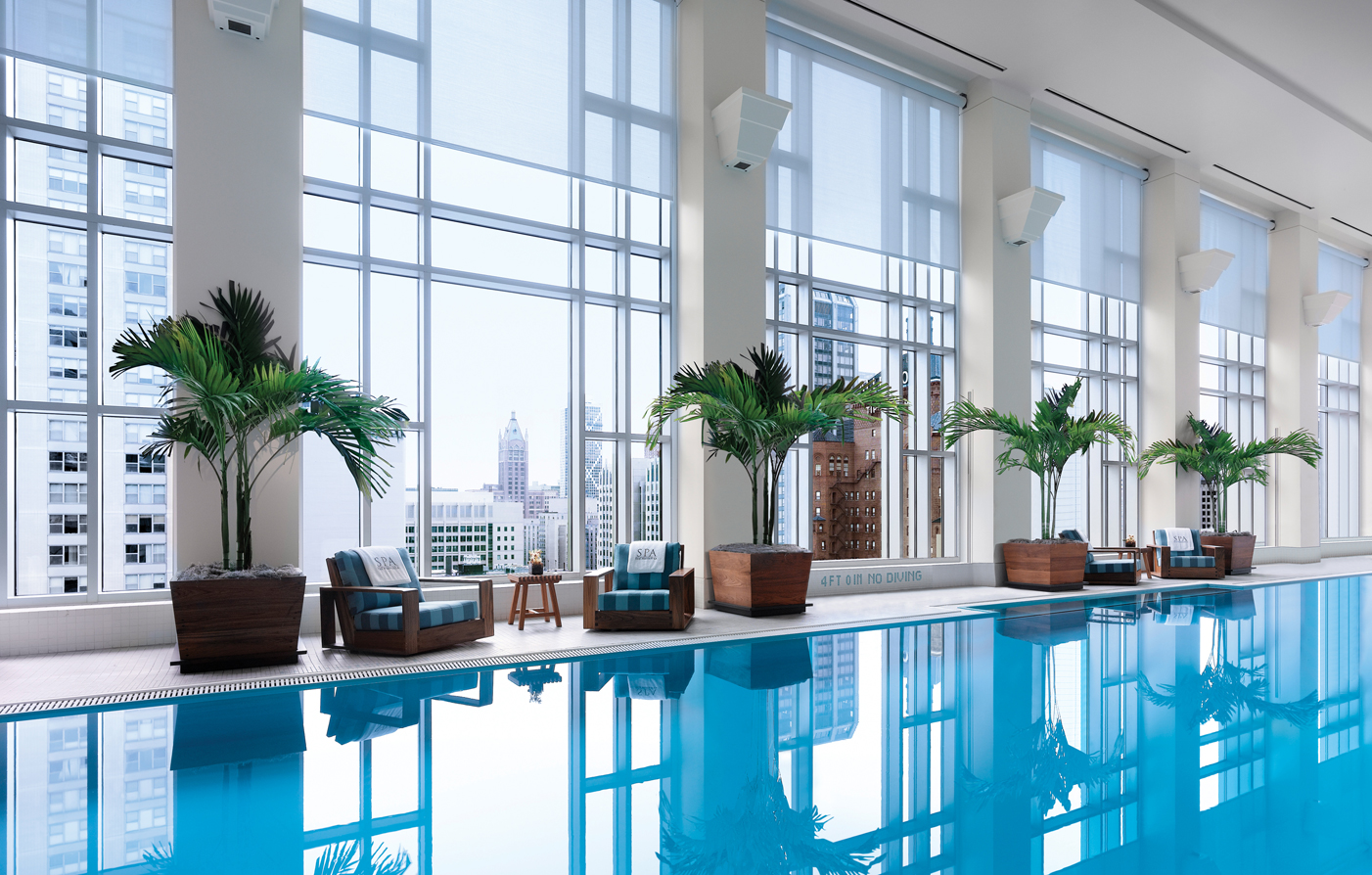 Activities:      The Peninsula Chicago  in Chicago