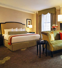 Accommodations:      Palmer House®, A Hilton Hotel  in Chicago