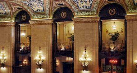Event Calendar:      Palmer House®, A Hilton Hotel  in Chicago
