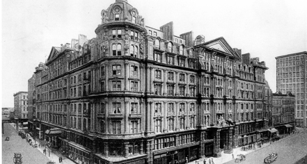 History:      Palmer House®, A Hilton Hotel  in Chicago