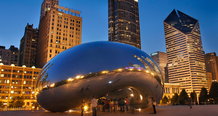 Local Attractions:      Palmer House®, A Hilton Hotel  in Chicago