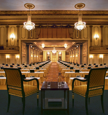 Meetings at      Palmer House®, A Hilton Hotel  in Chicago