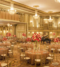 Weddings:      Palmer House®, A Hilton Hotel  in Chicago