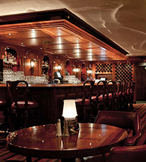 Dining At The Drake Hotel In Chicago