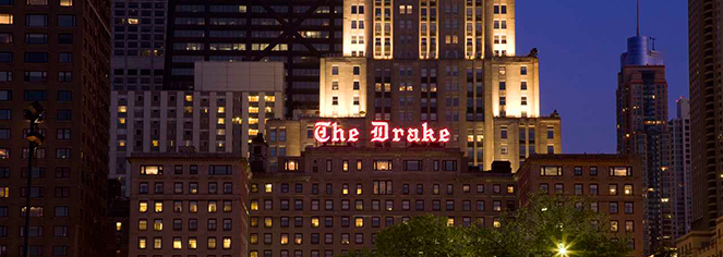 Event Calendar:      The Drake Hotel  in Chicago