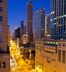 Local Attractions:      The Drake Hotel  in Chicago