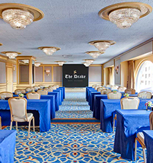 Venues & Services:      The Drake Hotel  in Chicago
