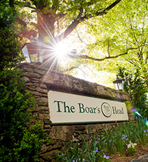 History:      Boar's Head Resort  in Charlottesville