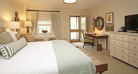Accommodations:      Boar's Head Resort  in Charlottesville