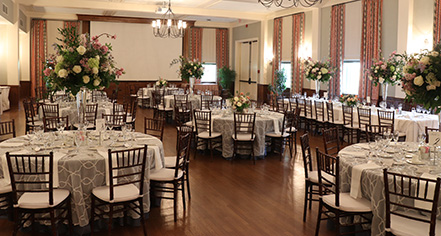 Weddings:      Boar's Head Resort  in Charlottesville