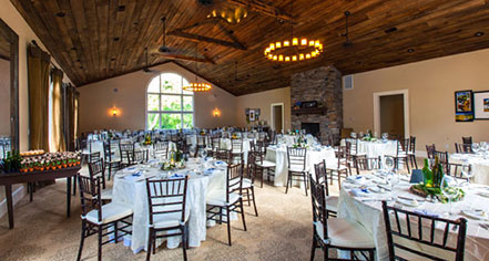 Weddings:      Inn at Willow Grove  in Orange
