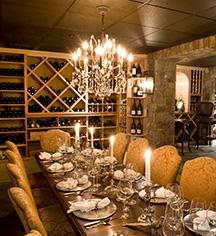 Dining at      Keswick Hall  in Charlottesville