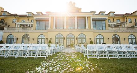 Weddings:      Keswick Hall  in Charlottesville